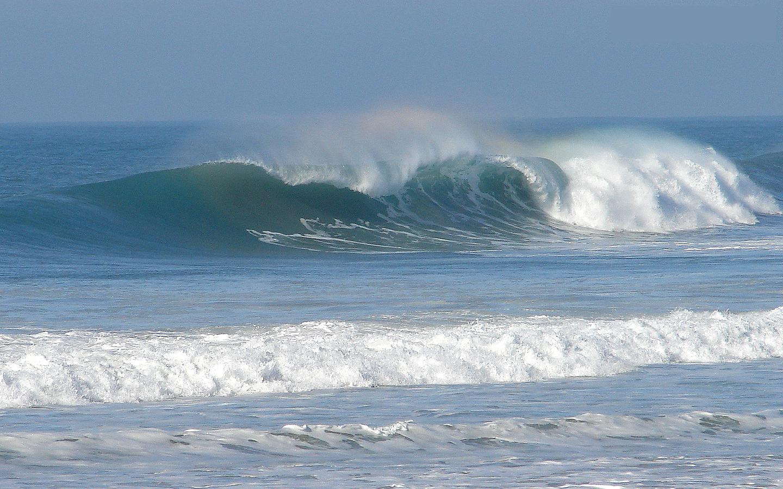 Surf en Cabo Trafalgar