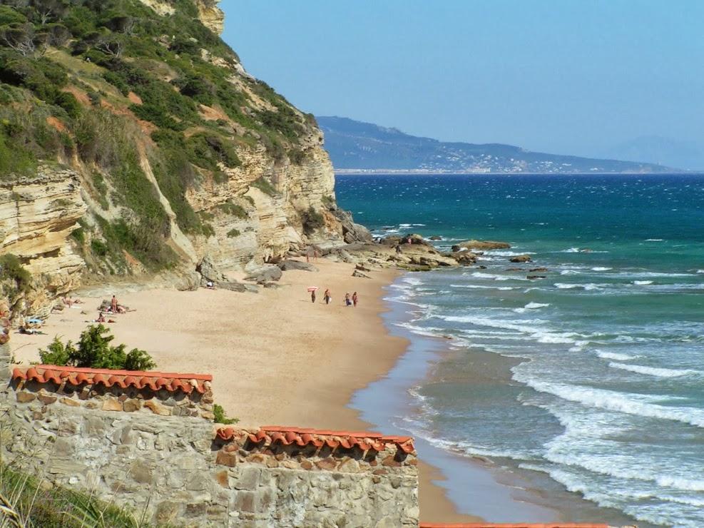 Playas De Los Canos De Meca Cabo De Trafalgar