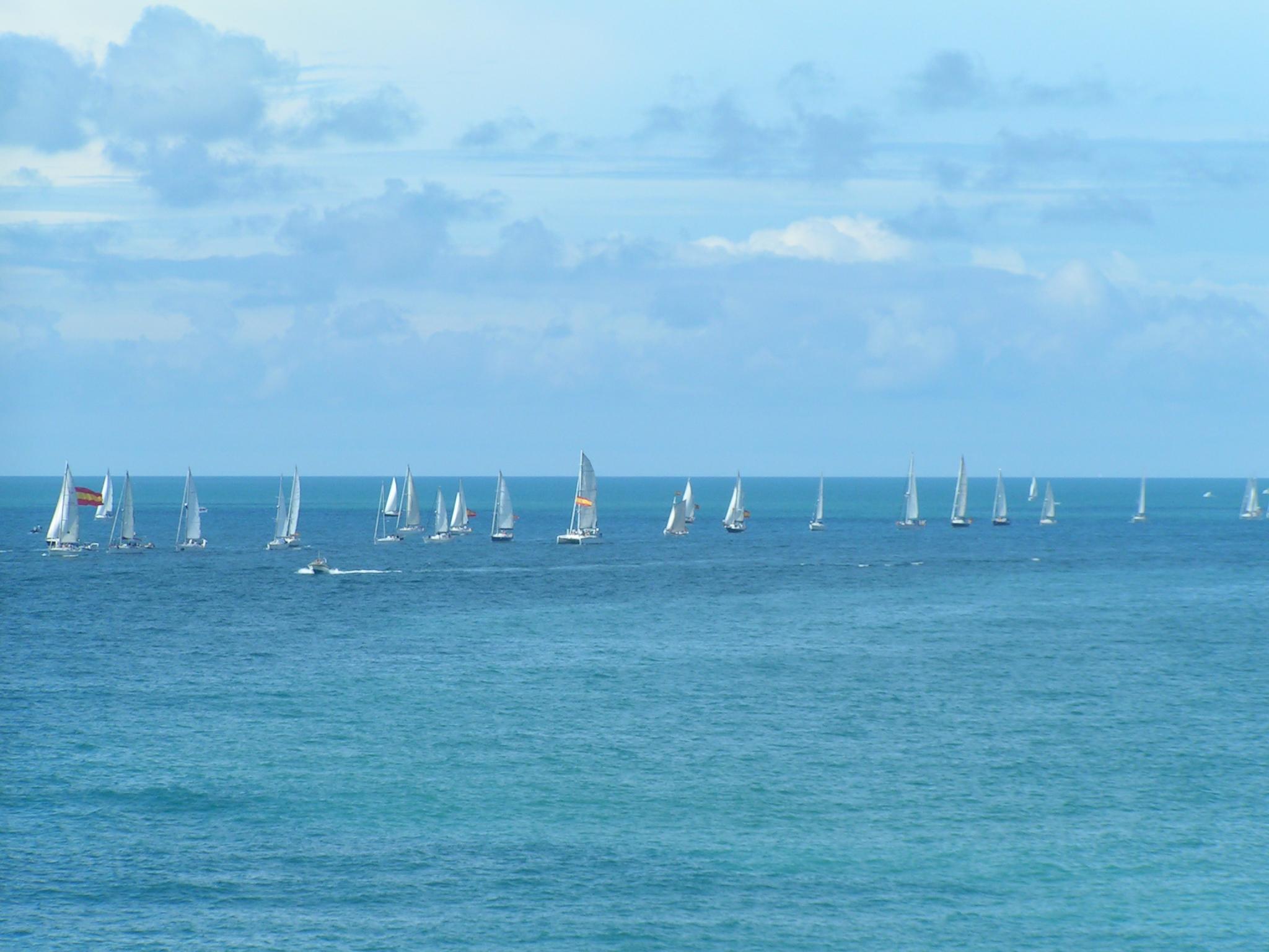 Navegar por los mares de Cádiz