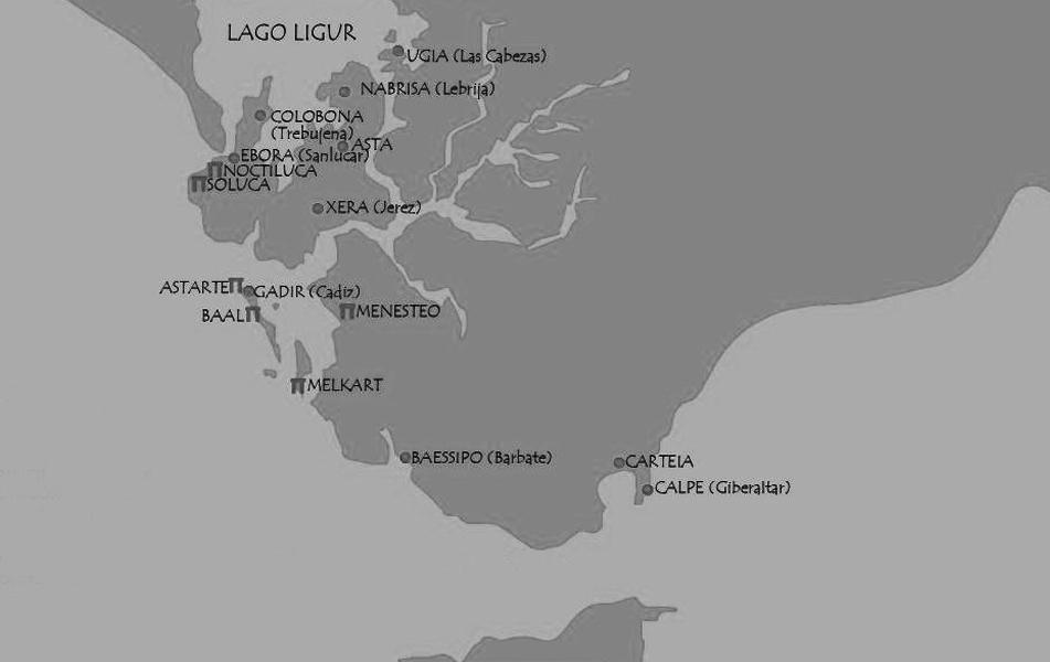 Tartessos – Atlantis